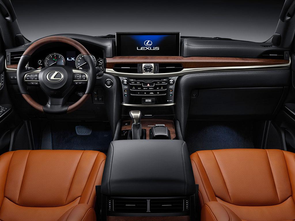 LX | Lexus Bahrain