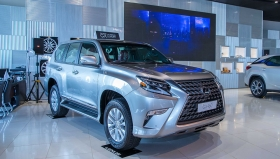 Lexus Bahrain Launches 2020 RX & GX Models