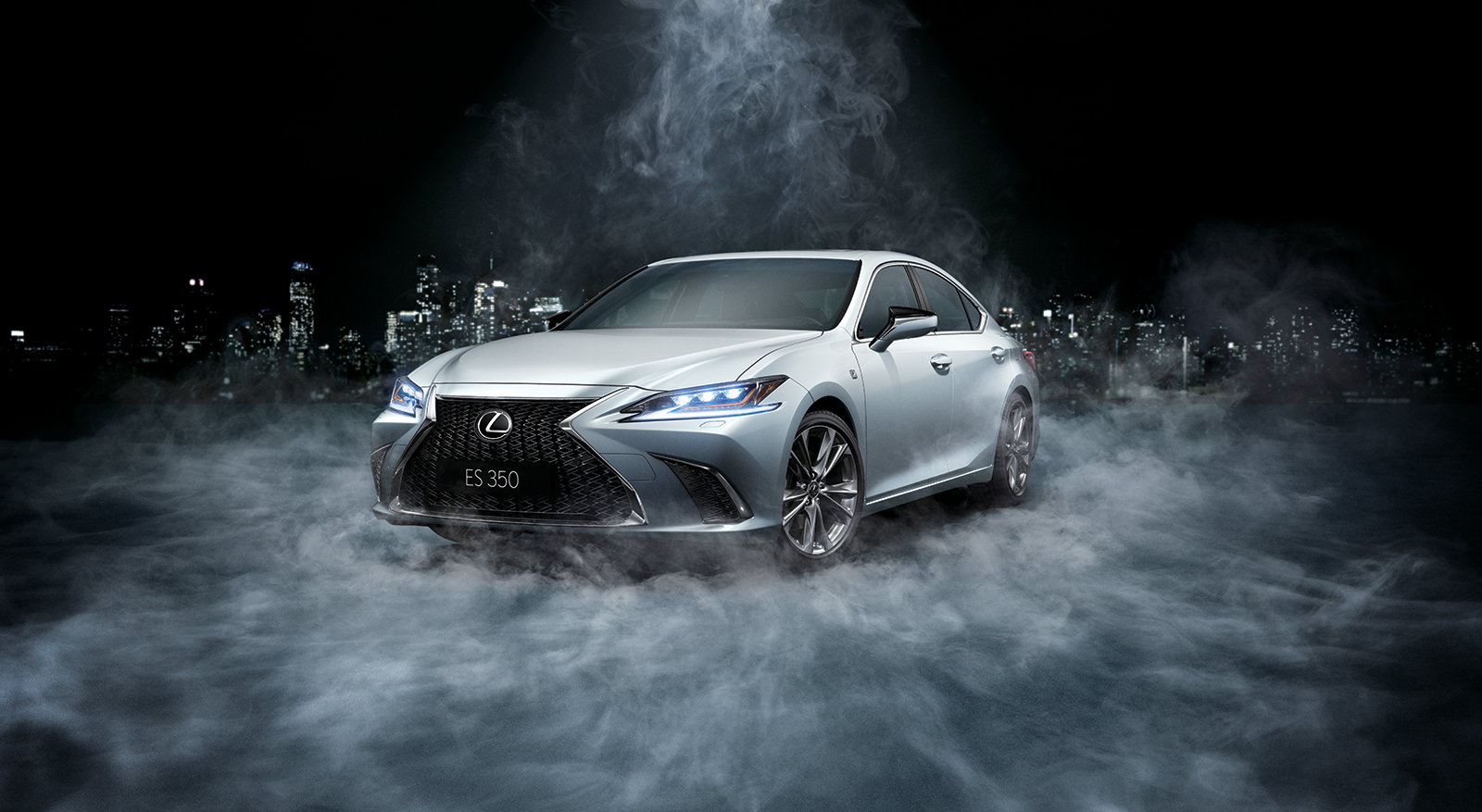 All New Lexus ES F Sport