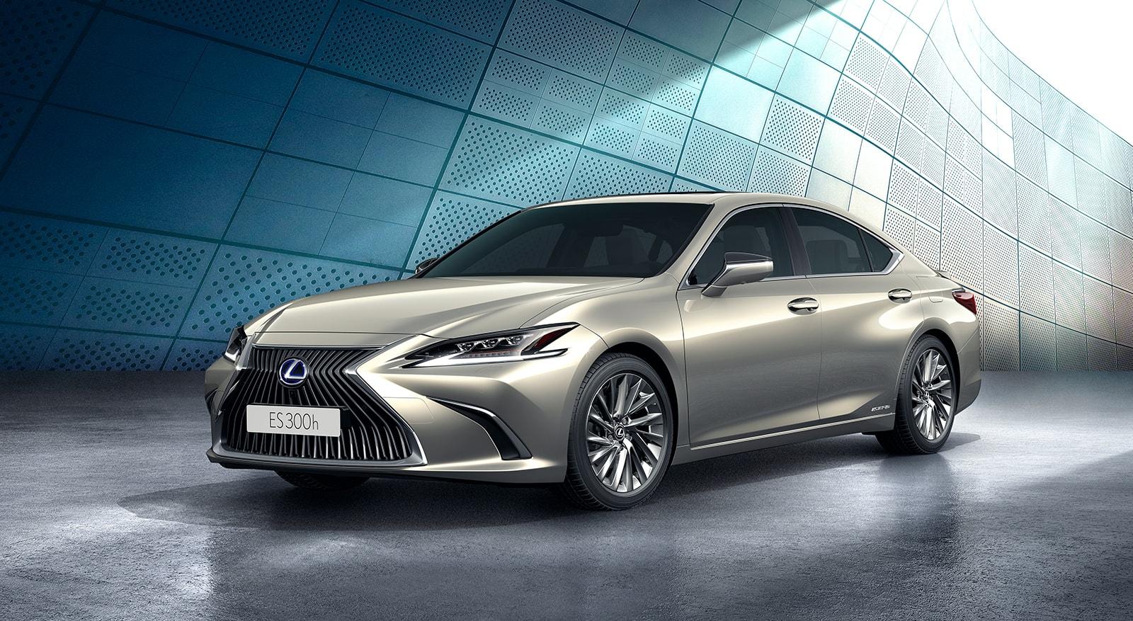 All New Lexus ES